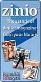 Zinio - Thousands of digital magazines from your library